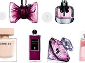 Sélection parfums roses pour rentrée 2016