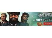 Tropico gratuit Humble Store