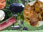 Recette brochettes langoustines gambas, crevettes) champignons, parfum estragon