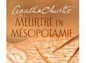 Meurtre Mésopotamie d'Agatha Christie