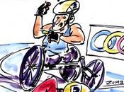 Caricature Jeux paralympiques
