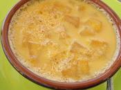 Pots crème vanille pommes caramélisées