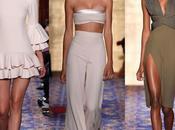 York Fashion Week 2017 défilé Brandon Maxwell...