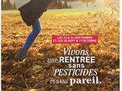 BOTANIC® renouvelle collecte nationale pesticides dans magasins automne, 23-24 septembre 2016 septembre-1er octobre avec Triadis, pour gestion déchets