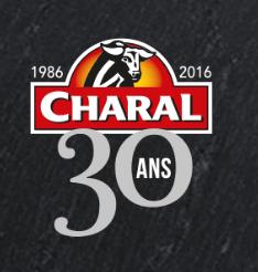 Charal voit rouge pour ses 30 ans dans son pop up store