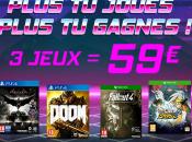 Plan Opération jeux vidéo pour 129€ Xbox