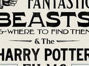Exposition Harry Potter Animaux Fantastiques MinaLima
