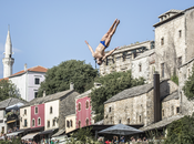 JSBG Bull Cliff Diving: septième étape Mostar, Bosnie-Herzégovine
