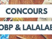 LALALAB t'offre pleins chouettes cadeaux #Concours