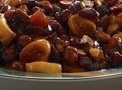 Recette teiglach (tegalach), bouchées miel (Cuisine juive Ashkénaze, Roch Hachana)