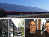 Première centrale photovoltaïque autoconsommation dans Haut-Rhin