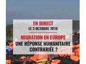 [Migration] Suivez débat CICR lundi octobre