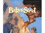 Bande annonce Quatre Baker Street L'Affaire Moran (Jean-Blaise Djian, Olivier Legrand, David Etien) Vents d'Ouest