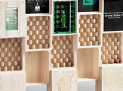 Heineken crée bouteille bière éco-responsable
