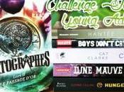 Challenge Jeunesse-YA