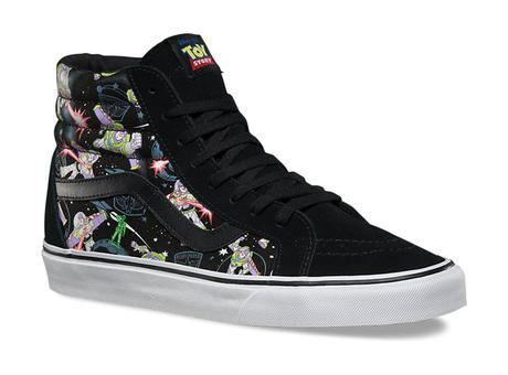 Vans lance une collection Toy Story