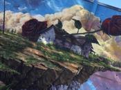 Cueillette automnale murales urbaines