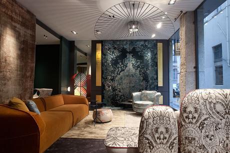 carte blanche n 4 inside creative store by claude cartier lyon paperblog. Black Bedroom Furniture Sets. Home Design Ideas