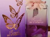Coup coeur pour parfum Purple Butterly chez Hanaé Mori
