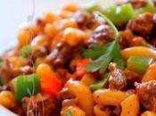 ~Macaroni viande~