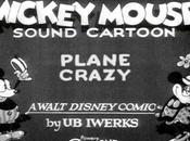 Plane Crazy premier dessin animé Mickey Mouse