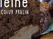 Madeleines chocolat Poulain coeur pralin coque