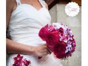 Mariée fleurs #origami #bouquet #beauté