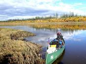 CANADA Canoë trip rivière Porcupine