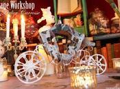 Secret papier carrosses contes fée/ Paper Fairy tale Carriages