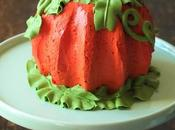 Gâteau Citrouille (chocolat noisette)
