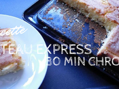 Gâteau express prêt 30min