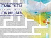 6ème Biennale d'aquarelle Kaunas Lithuanie