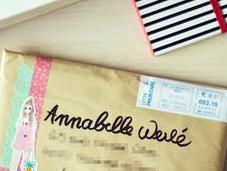 Happy mail julie creation
