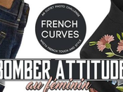 French Curves Challenge bomber féminisé