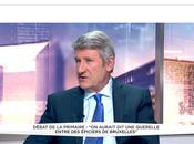 baiser Judas Villiers l'Emmanuel Macron