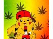 Pokémon joueur tombe plantation cannabis