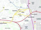 Ligne métro passera Montreuil