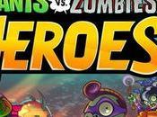 sélection l'App Store: Plants Zombies Heroes