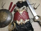 Quand papa photographe réalise vrai costume Wonder Woman pour fille