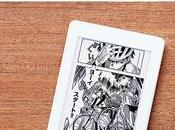 Japon, Amazon lance Kindle Paperwhite Manga Model