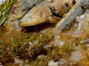 Sardines escabèche