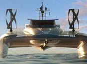 Energy Observer, premier catamaran hydrogène prépare tour monde