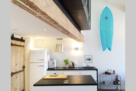 R novation d un appartement en duplex bordeaux lire for Deco appartement olivia pope