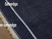 Qu'est jeans selvedge