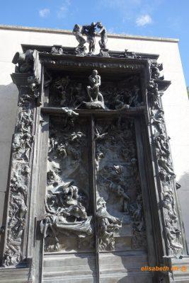 La porte de l enfer rodin d couvrir - La porte de l enfer rodin ...