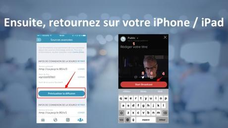 Periscope producer comment d marrer et utiliser cet outil for Fenetre sur cour streaming