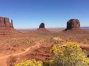 Road trip Etats Unis jour (Monument Valley) (Canyonlands)