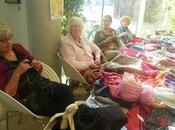 L'Odyssée tricoteuses solidaires d'Amis sans Frontières