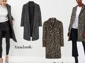 Comment porter manteau léopard tendance 2016-2017
