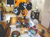 famille Halloween gourmand